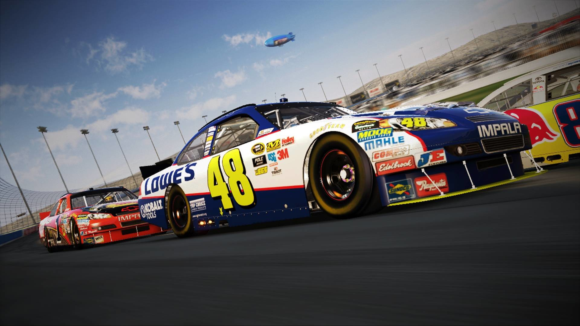 NASCAR HD Wallpapers