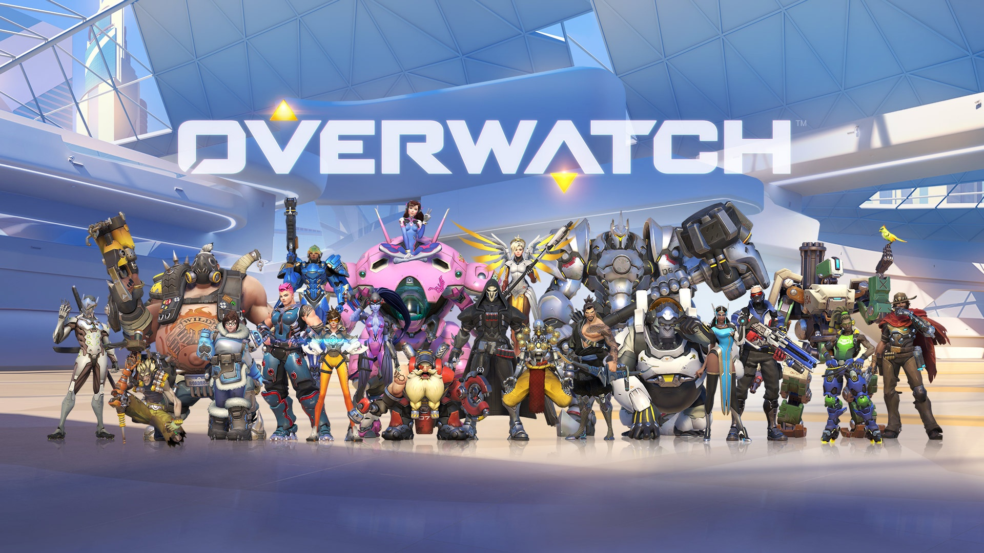 Overwatch HD Wallpapers