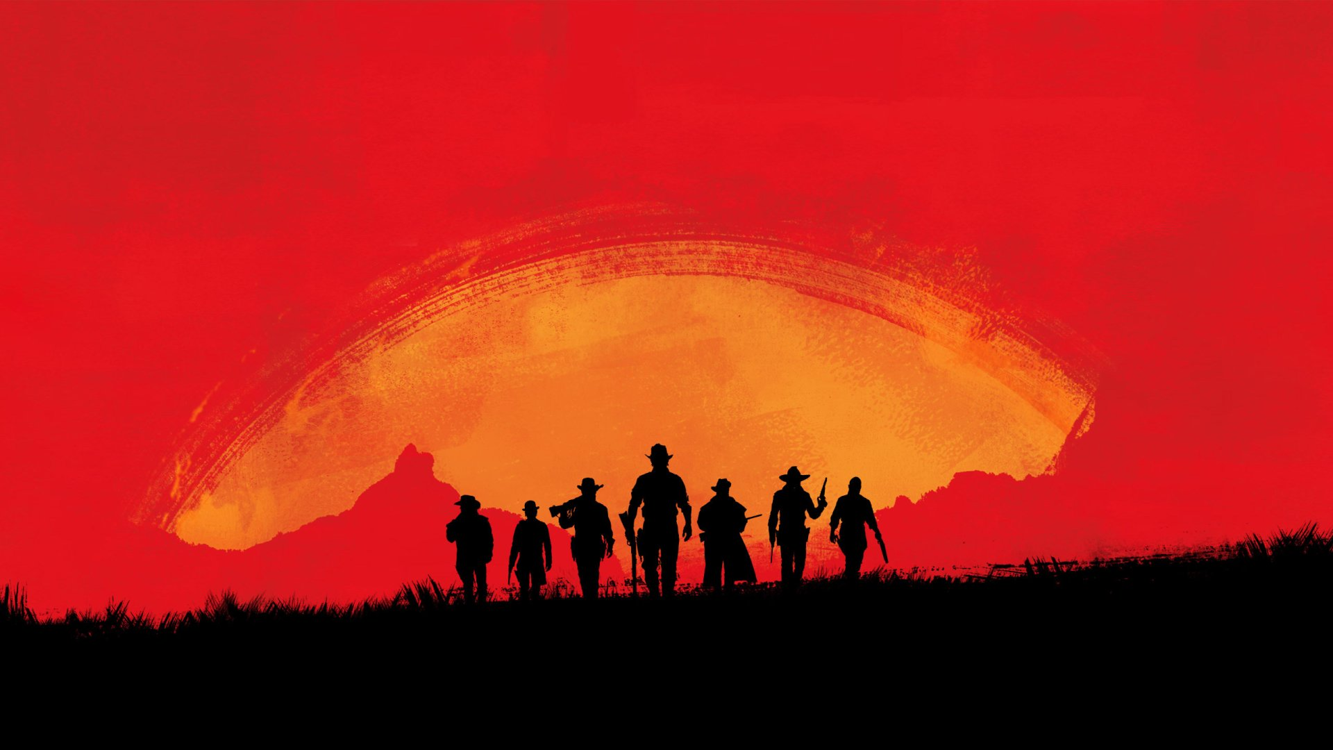 Red Dead Redemption New Tab